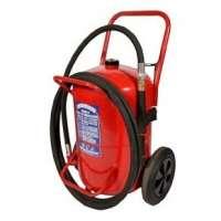 Monnex Wheeled Powder Fire Extinguisher