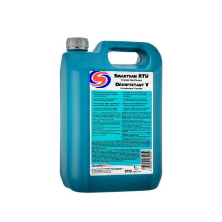 Smartsan RTU Anti-Microbial Disinfectant with  Free spray bottle